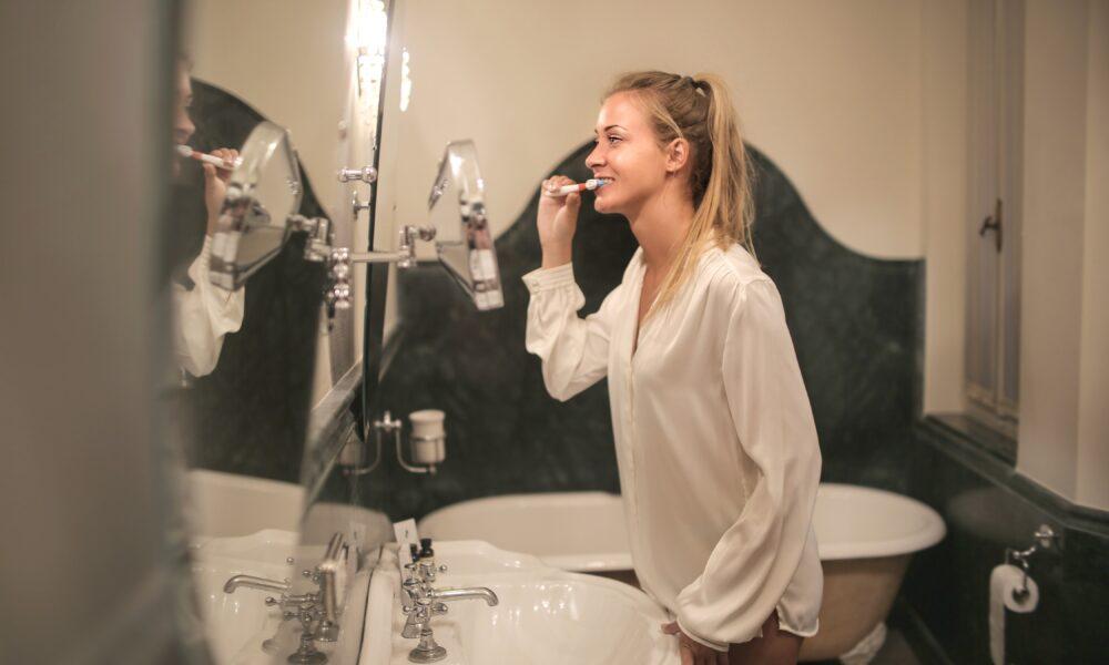 Čišćenje četkice za zube