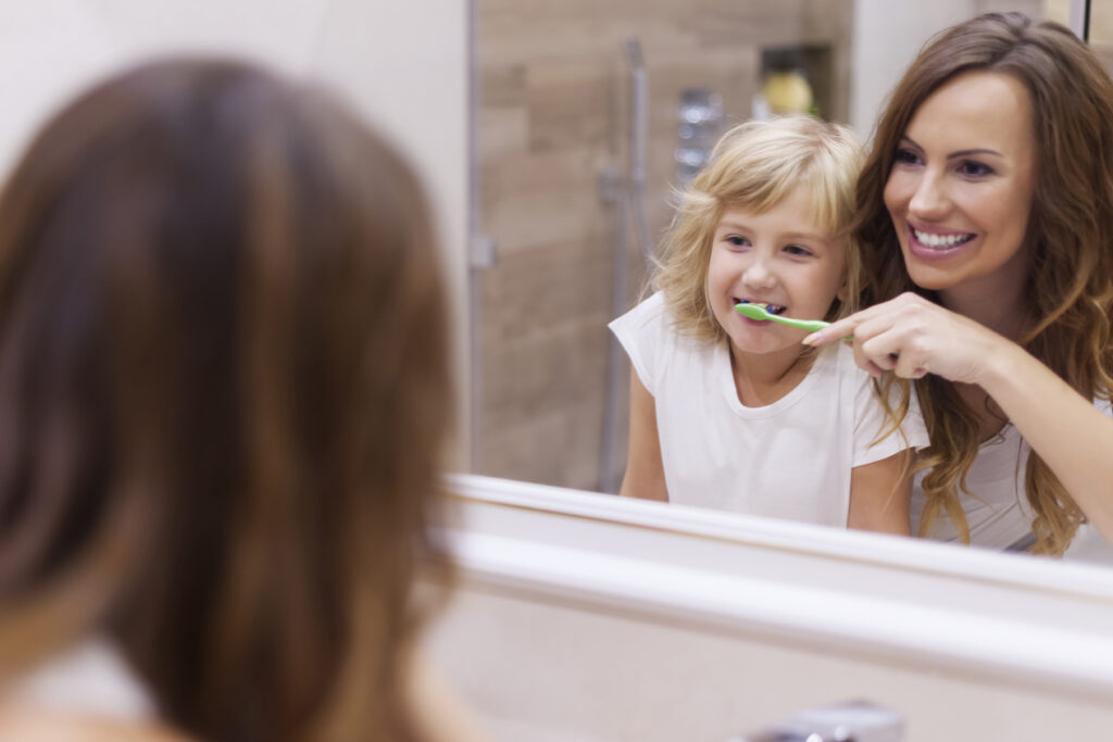 pranje zubi kod djece